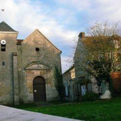Église et Mairie de Lassy